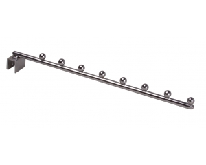 方管用八珠平掛鉤[單] (Eight Bead Hanger used on the square iron tube{single})