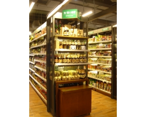 食品架( Food Shelf )