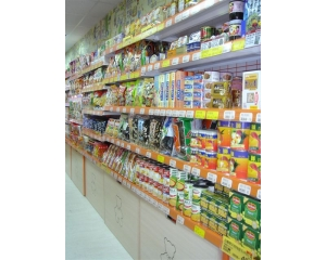 食品架 ( Food Shelf )