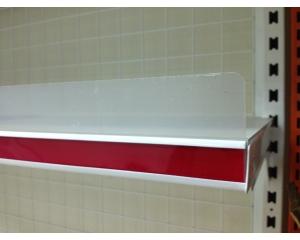 鐵棚用壓克力前擋板